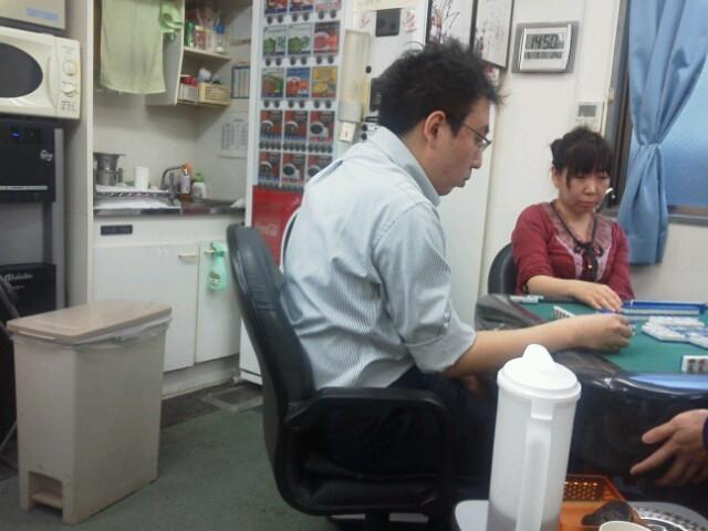 雀荘店員のよる麻雀マナー講座